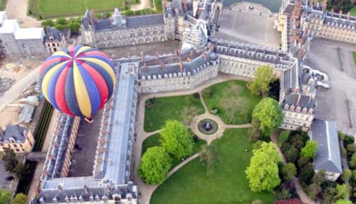 Loire Valley France hot air balloon rides