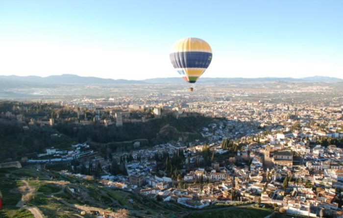 Toledo or Segovia hot air balloon rides