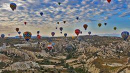 cappadocia air balloon