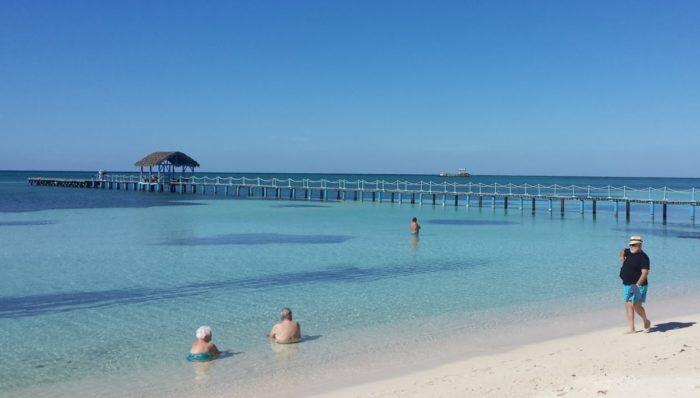 Francés Beach cuba
