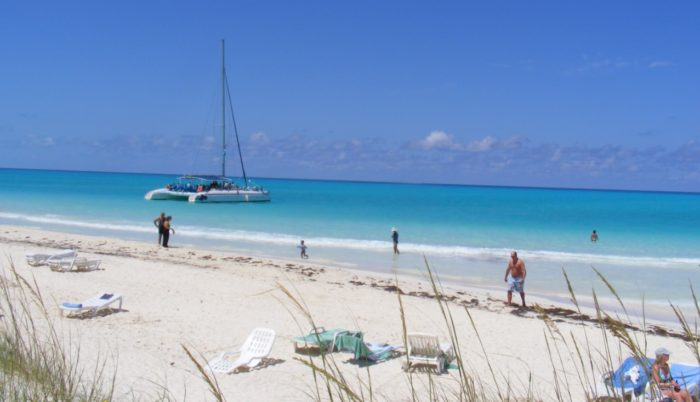 Varadero Beach, one of the best cuba beaches