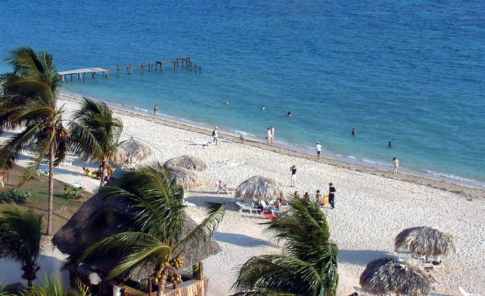 Ancón Beach, is one of the best beaches in Cuba
