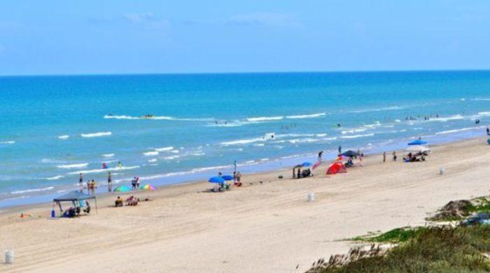 south padre island beach texas