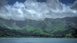 Nuva Hiva, French Polynesia