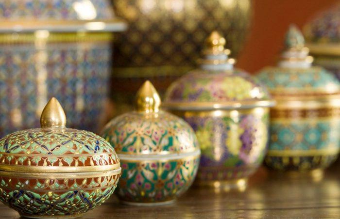 Benjarong Ceramics