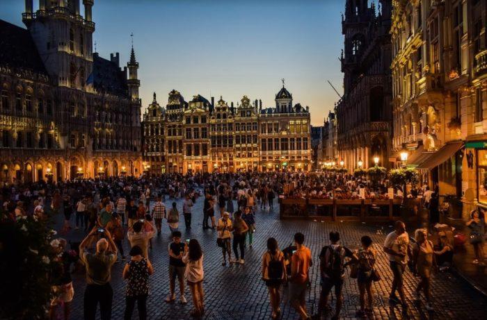 Image 3, Brussels