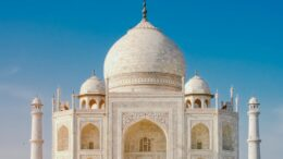 Taj Mahal Heritage places in india