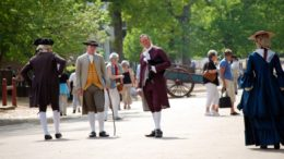 colonial williamsburg virginia
